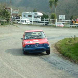 Wexford Hill Climb Fethard on Sea 2005 The last year I competed in the Ritmo