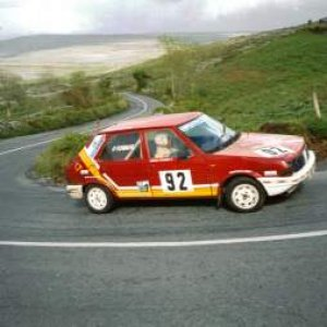 1995 Corkscrew My first time driving the Corkscrew hillclimb in Co. Clare  I raced and hillclimbed my Fiat Ritmo 1300cc from 1994 to 2005